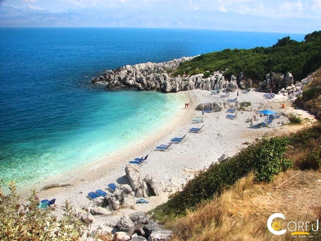 Corfu Advisor | Κέρκυρα | Παραλίες | Παραλία Συκή