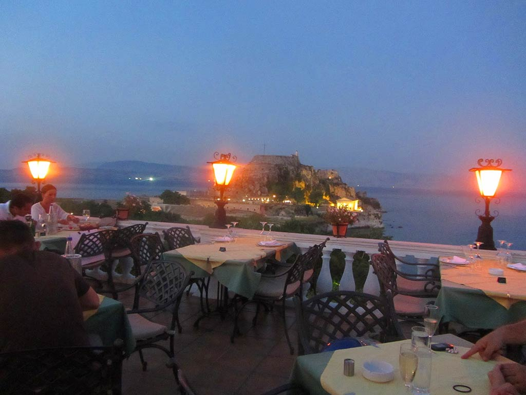 Corfu Advisor | Κέρκυρα | Εστίαση | Καφέ Μπαρ | Cavalieri Roof Garden