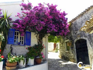 Corfu Sightseeing Villages - Places Afionas