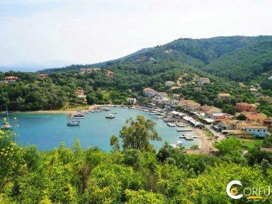 Korfu Agios Stefanos NW Agios Stefanos (Nord)