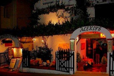 Alexis Restaurant (Agios Gordios)