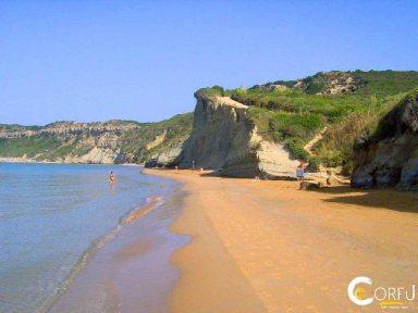 Κέρκυρα Παραλίες Παραλία Αρίλλας