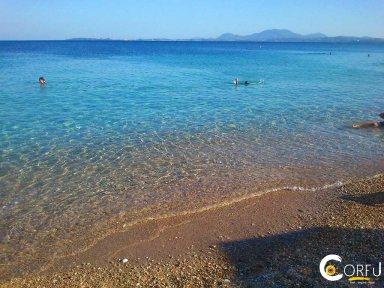 Керкира Барбати Пляж Barbati