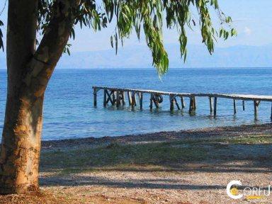 Керкира Букари Пляж Букари