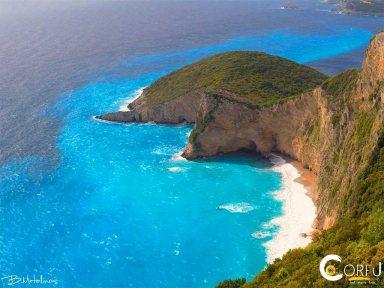 Korfu Beaches Strand Chomoi (Liapades)