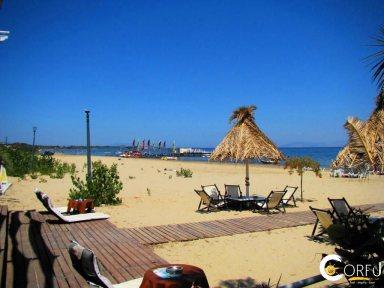 Керкира Lefkimi Пляж Kavos