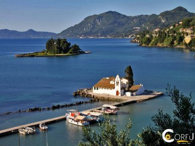 Corfu Sightseeing Villages - Places Kanoni