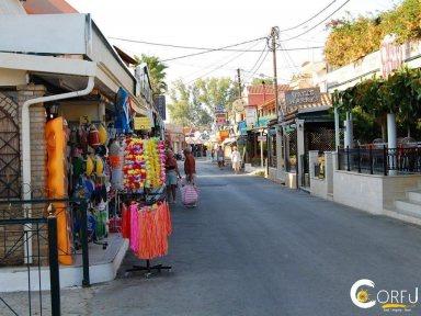 Korfu Sightseeing Dörfer - Orte Kavos