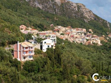 Corfu Sightseeing Villages - Places Lakones
