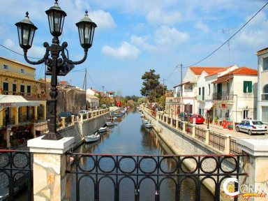 Corfu Sightseeing Villages - Places Lefkimmi