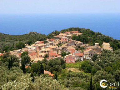 Corfu Sightseeing Villages - Places Makrades