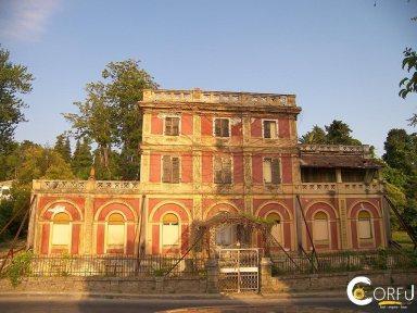Κέρκυρα Κέρκυρα Πόλη Αρχοντικό Villa Rossa