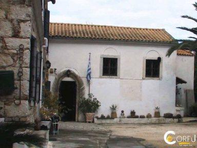 Monastery of Theotokos Kassopitra