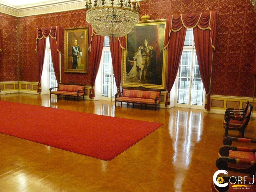 Corfu Advisor | Corfu | Sightseeing | Palaces | Palace of St ...